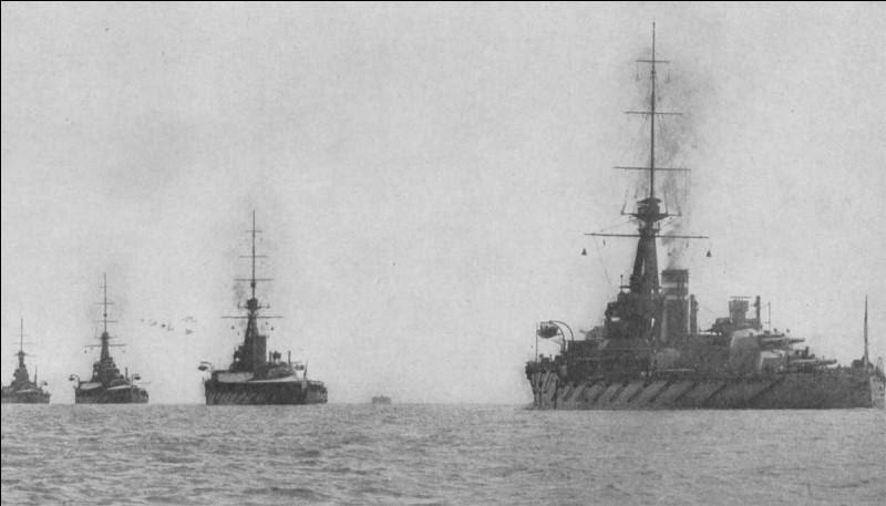 Quelle grande bataille navale oppose les marines de guerre britannique et allemande en mer du Nord, du 31 mai au 1er juin 1916?
