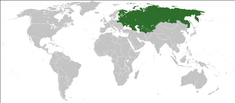 Le 15 mars 1917, le tsar Nicolas II abdique. De quel pays était-il l'empereur?