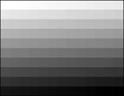 Quelle couleur n'est pas une variété de gris ?