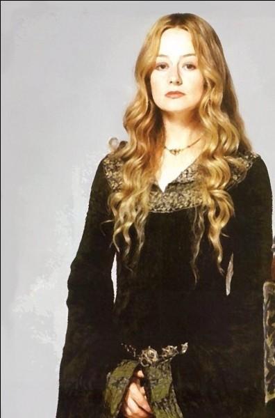 """Quel est le nom de l'actrice qui joue le rôle d'Éowyn dans la trilogie """"Le Seigneur des anneaux"""" ?"""