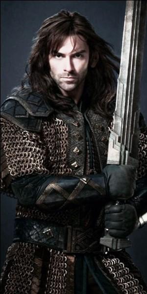 """Quel est le nom de l'acteur qui joue le rôle de Kili dans la trilogie """"Le Hobbit"""" ?"""