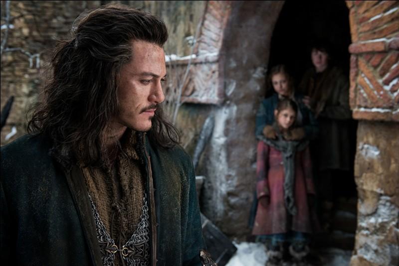 """Quel est le nom de l'acteur qui joue le rôle de Bard dans la trilogie """"Le Hobbit"""" ?"""
