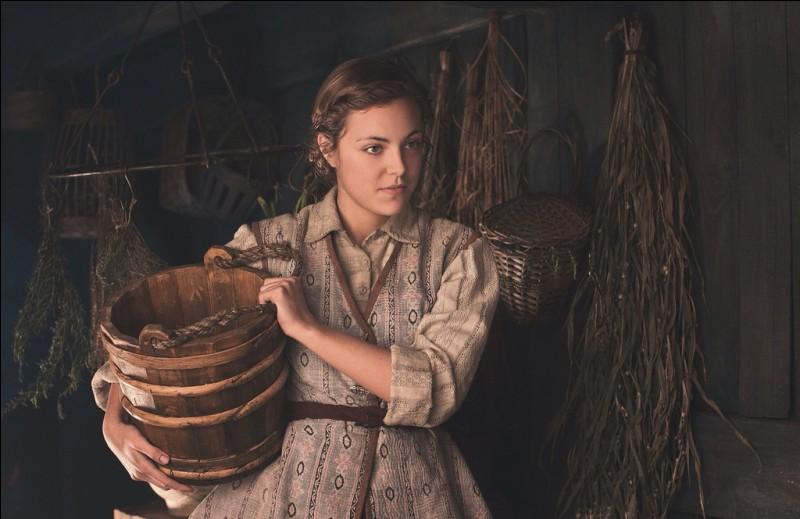 """Quel est le nom de l'actrice qui joue le rôle de Sigrid dans la trilogie """"Le Hobbit"""" ?"""