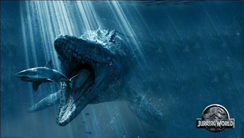 Quelle est la longueur de Mosasaurus dans Jurassic World ?