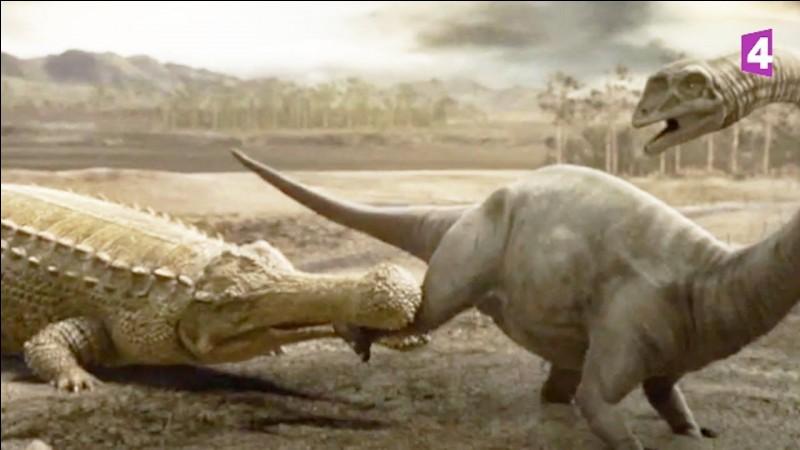 Parmi ces dinosaures, lequel était Paralititan ?