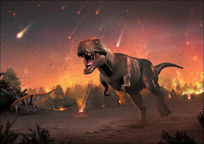 Qu'est-ce qui a fait disparaître les dinosaures ?