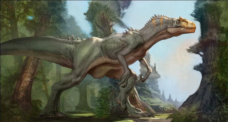 Quel est le plus commun prédateur du Jurassique ?