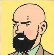 Dans quel album de Tintin ce sinistre personnage n'apparaît-il pas ?
