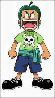 Ce personnage vit sur l'île de Sirop ! Comment s'appelle-t-il ?