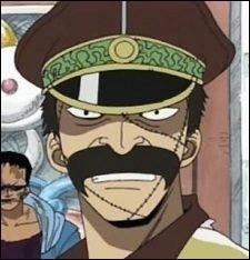 Ce personnage vit à Cocoyashi ! Comment s'appelle-t-il ?