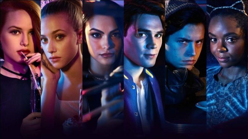 Quel personnage de ''Riverdale'' es-tu ?