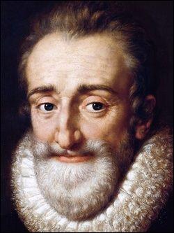 Le premier roi de la branche des Bourbons, Henri IV (de 1589 à 1610), était surnommé ''le Grand''. Quel était son deuxième surnom ?