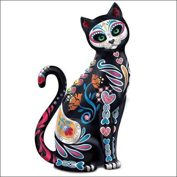 Quel chat est l'imitation d'une mini-panthère noire ?