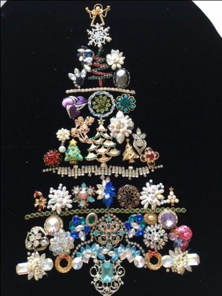 """Complétez ce célèbre chant de Noël : """"Mon beau sapin, roi des forêts, que j'aime ta..."""""""