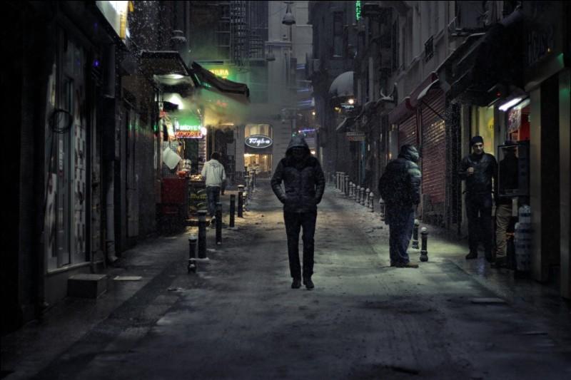 """Qui chantait """"Ne laissez jamais vos garçons, seuls la nuit traîner dans les rues"""" ?"""