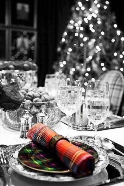 Ensuite, selon le repas de Noël le plus traditionnel, qu'allons-nous déguster en entrée ?