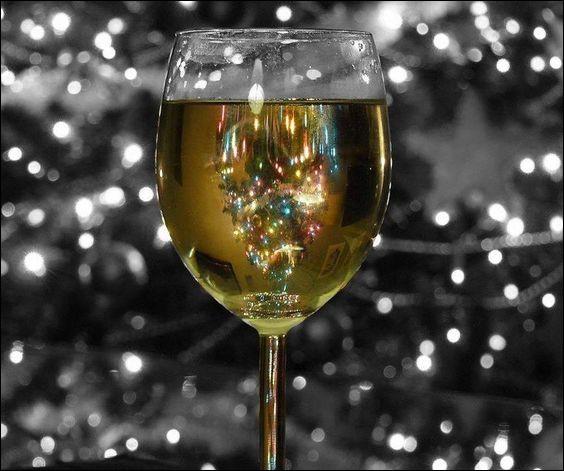 Nous l'accompagnerons d'un vin moelleux :