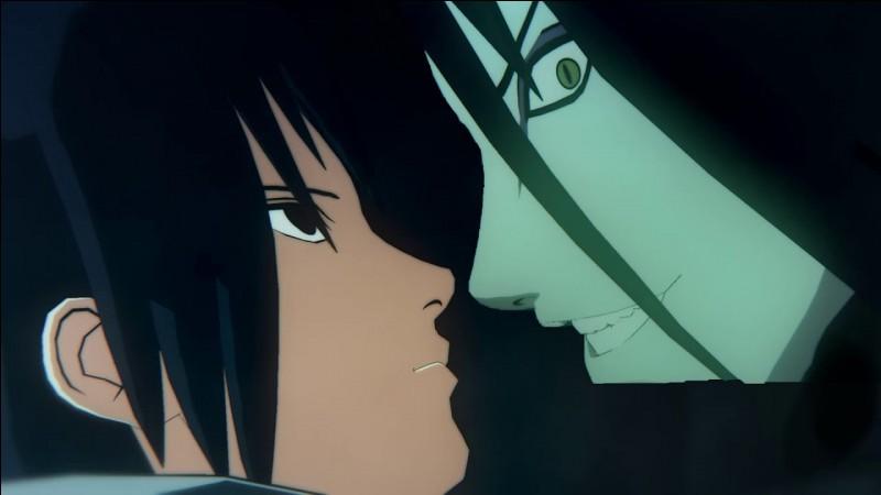 Que veut Orochimaru à Sasuke ?