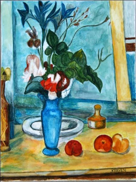 Le prénom de Cézanne était...