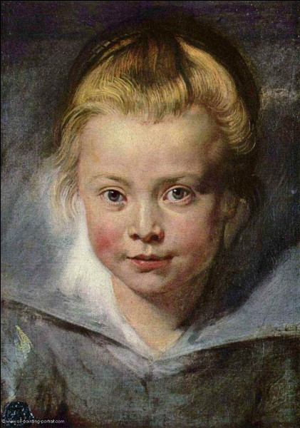 Comment Rubens se prénommait-il ?