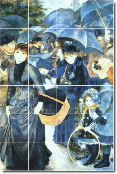Renoir avait pour prénom...