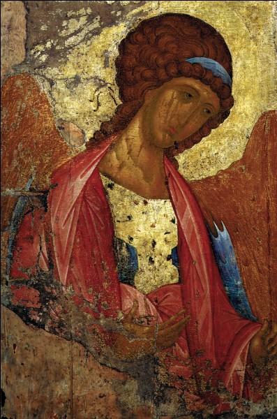 Quel était le prénom du peintre russe Roublev ?