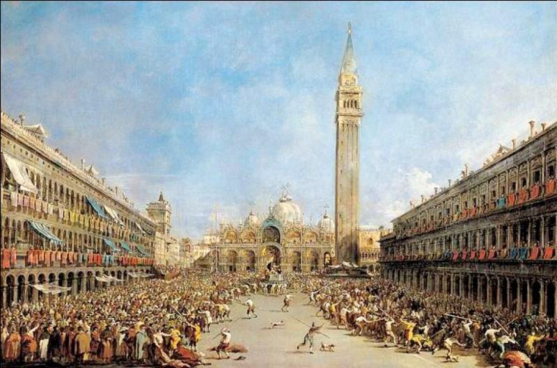 Quel était le prénom du peintre vénitien Guardi ?