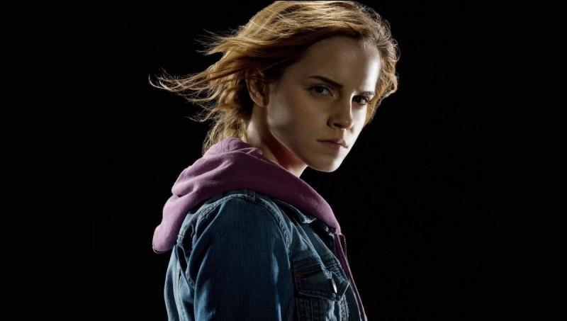 Quels sont les résultats d'Hermione aux B.U.S.E ?