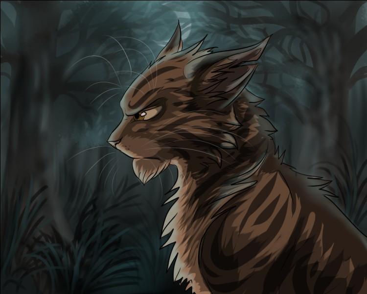 Il va à la Forêt Sombre, mais qui voit-il là-bas ?