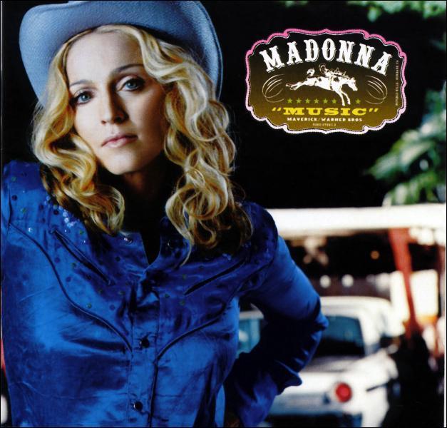 Quel(s) français a (ont) produit le single 'Music' en 2000 ?