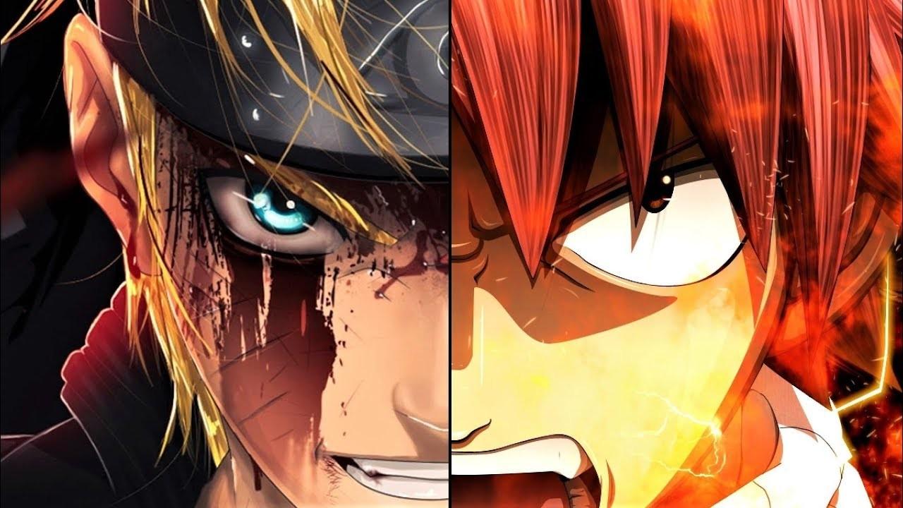 Personnages de FairyTail et Naruto (1)