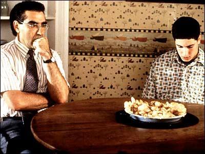 Dans quel film voit-on Jim faire l'amour avec une tarte aux pommes ?