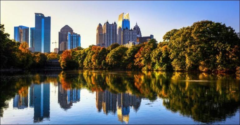 L'une de ses villes se nomme Atlanta.