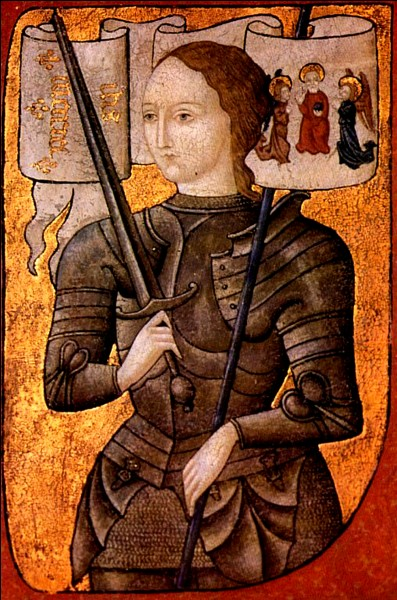 Comment surnommait-on Jeanne d'Arc ?