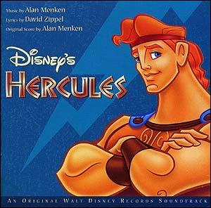Dans le film 'Hercule', on peut voir plusieurs fois les muses sur les vases antiques, Combien sont-elles ?
