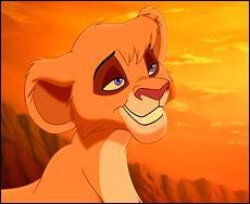 Comment s'appelle la demi-soeur de Kovu ('Le roi lion 2 : l'honneur de la tribu') ?