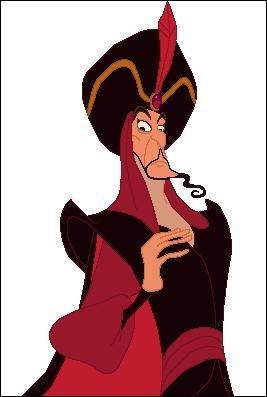 Que représente le sceptre de Jafar ('Aladin et la lampe merveilleuse') ?