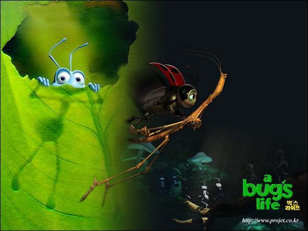 Quel insecte n'y a-t-il pas dans la troupe de 'mercenaires' que Tilt rencontre ('1001 pattes') ?