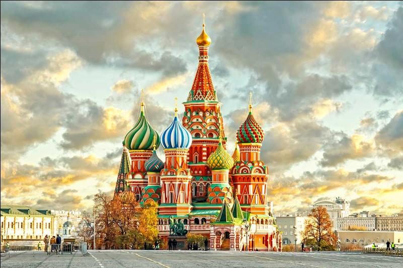 Sur quel continent trouve-t-on la Russie ?