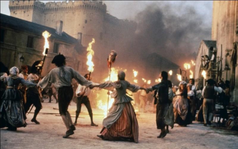 En quelle année a eu lieu la Révolution française ?