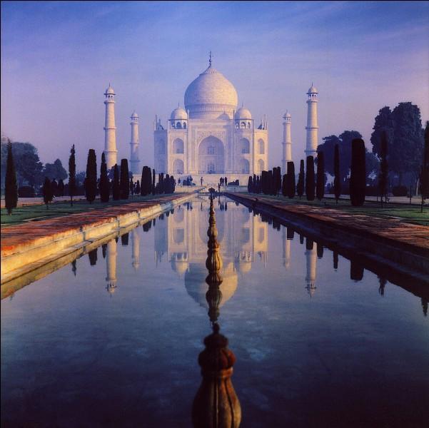 Destination 1 : l'Inde. D'ailleurs, quelle est sa capitale ?