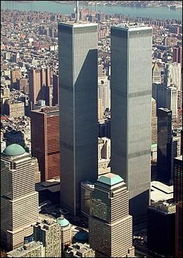 Le World Trade Center est un complexe composé d'immeubles qui se trouve dans cette ville.