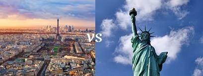 Paris ou New York ?