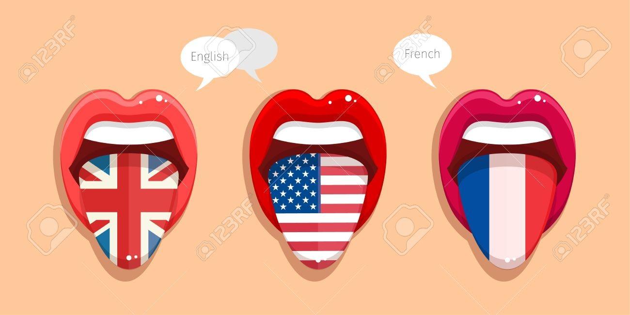 Des mots anglais !