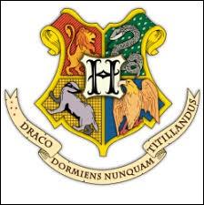 Quelle maison de ''Harry Potter'' préfères-tu ?