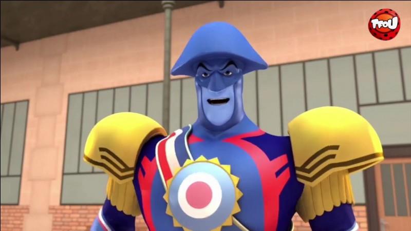 Sur quelle partie du corps de Maledikteur Queen Bee utilise-t-elle son super-pouvoir ?