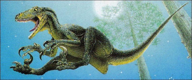 A quelle époque vivait l'Utahraptor ?