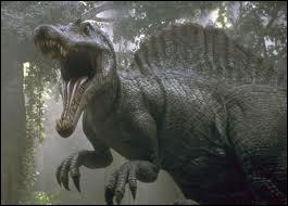 Quelle était la taille du crâne du spinosaure ?