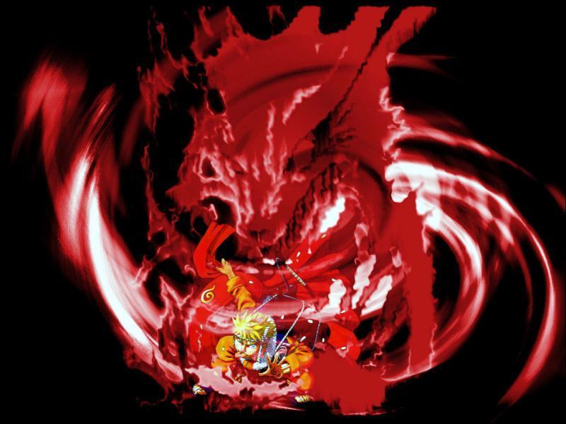 Comment s'appelle le démon qui sommeille en Naruto ?