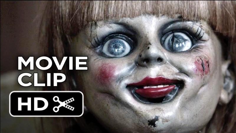"""""""Annabelle"""" est un film..."""